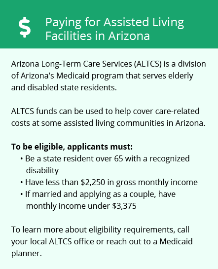 Financial Assistance in Arizona