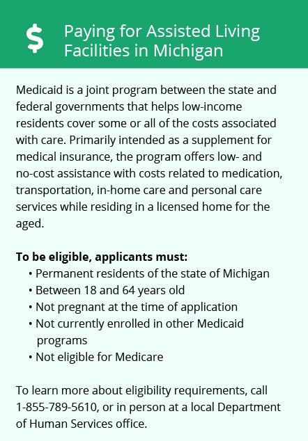 Financial Assistance in Michigan