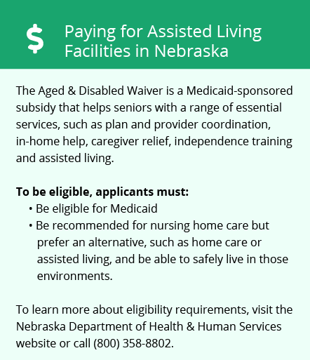 Financial Assistance in Nebraska