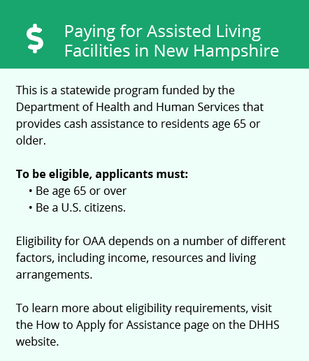 Financial Assistance in New Hampshire