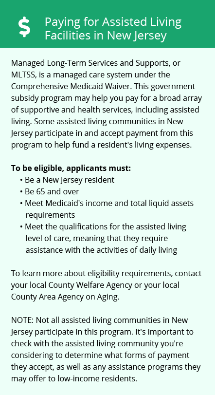 Financial Assistance in New Jersey
