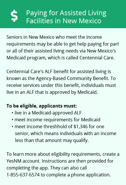 Financial Assistance in New Mexico