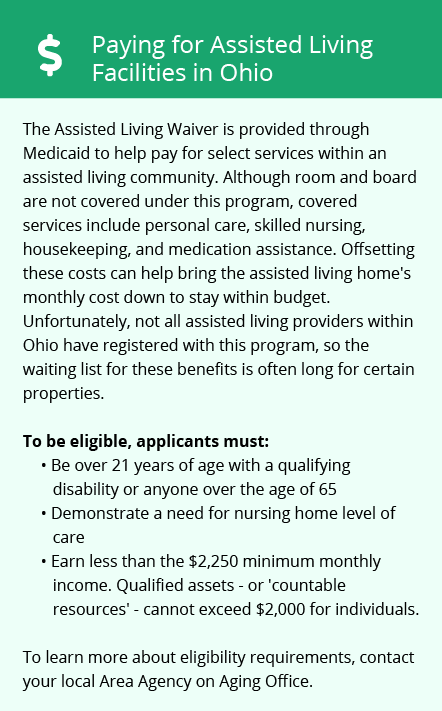 Financial Assistance in Ohio