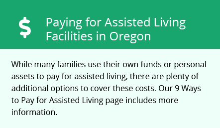 Financial Assistance in Oregon