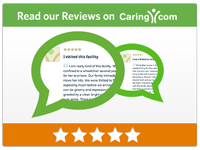 Wesley Manor Reviews on Caring.com