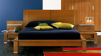 Rossetto Metropole Bed