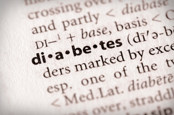 Dictionary Series - Health: diabetes