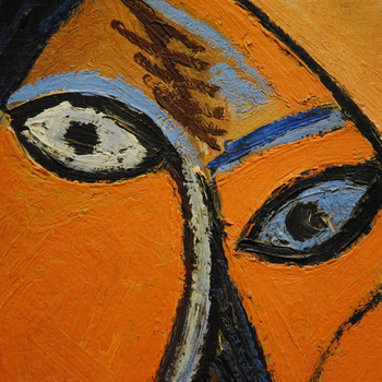 Close to Pablo Picasso