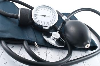 Manometer, stethoscope