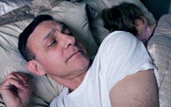 disturbing the sleep