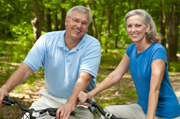 active_biking_couple