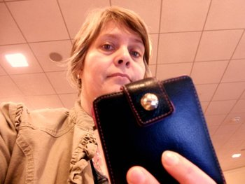 Wallet found--Daily Image 2011--March 23