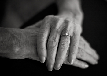 My Mom's Hands