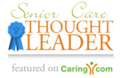 Senior Care Thought Leader Badge