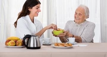 Hiring in home caregiver