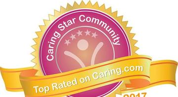Caringstarsslbadge