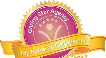 Caringstarihcbadge