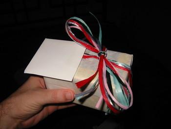 Present from Evan!
