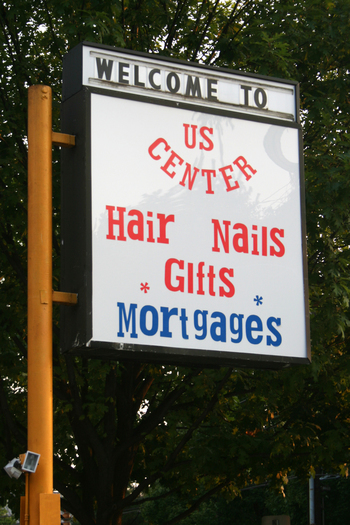 hair, nails, gifts and mortgages