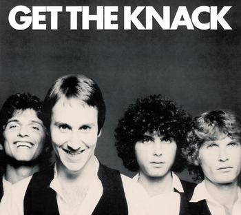 The Knack album cover