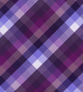 plaid purple fabric