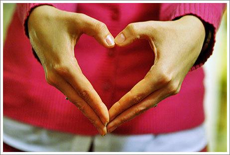 heart is in my hands