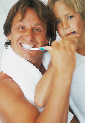 brushing-teeth