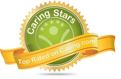 Caing Stars - generic badge
