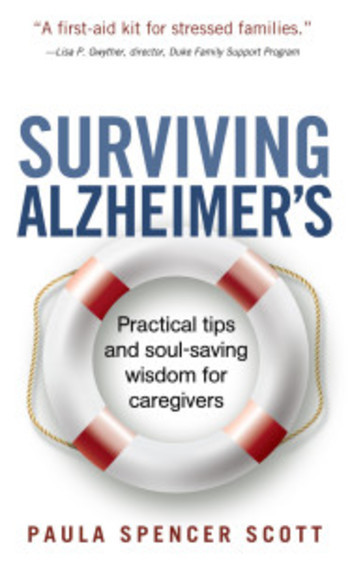 SurvivingAlzBook cover